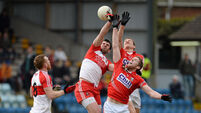 Cork survive 'five minutes of madness'