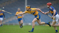 Magical McGrath the ace for clinical  Clare