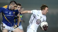 Kildare show no mercy