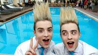Jedward tipped to join jungle camps