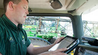 John Deere remote display system activated for use in Western Europe