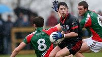 Freeman penalty rescues draw for Mayo
