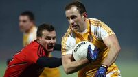Cunningham keeps Antrim in the clear