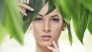 Go green with your beauty routine