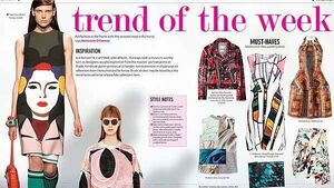 Trend of the week: Artful trend