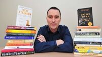 The search for Irish readers' top 100 books