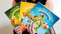 Helping autistic children with story books