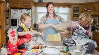 Cookbook for Sam is 'icing on the cake' say baking mums