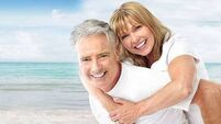 Over 55's exclusive offer from €599pp