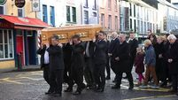 Mentor and visionary Joe Walsh laid to rest