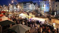 Council defends early switch-on of Christmas lights