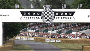 Feel the need for speed at Goodwood