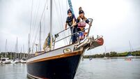Cork300: 'Everyone, everywhere' invited to yacht club festivities
