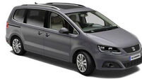Seat Alhambra review (23/08/2014)
