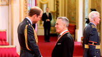 Daniel Day-Lewis receives honour for services to drama