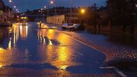 Council workers in Cork on flood alert for weekend