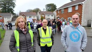 Rising tide of protests against Irish Water