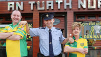 Still a team but Donegal pub a divided Kingdom