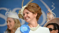 Hats off as fashion stakes take centre stage at RDS Horse Show