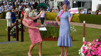 Helena is first past the post in style stakes at Killarney ladies day