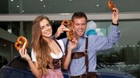 Hundreds of Germans expected to work up a thirst for Oktoberfest Beag