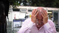 No cooling the rise of ice bucket challenge