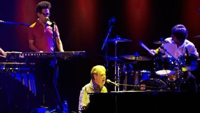 Brian Wilson still has 'Good Vibrations'