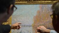 €10m Monet restored after attack
