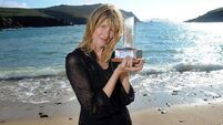 Laura Dern falls in love with Ireland