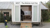 Mobile pubs — for drinkers going places