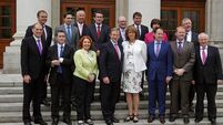 Climbing the ladder: Meet the new Junior Ministers