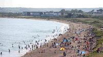 Swimming banned at premier beach over e-coli fears