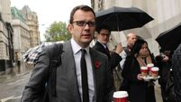 Coulson to be sentenced for phone hacking