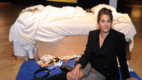 Artist Emin gets 'flashbacks' over prize-winning bed