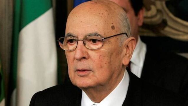 Italy's president testifies in mafia collusion case