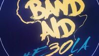 Band Aid back to help fight against ebola