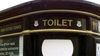QUIRKY WORLD... Loo tours create a splash in London