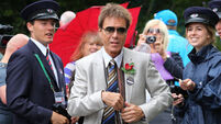 Cliff Richard fans message: 'I still believe in you'