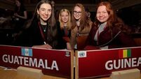 Model United Nations conference sparks student debate