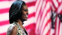 Michelle Obama enlists some of music's finest for a hot new track
