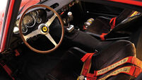 Rare Ferrari sets hearts racing as it sells for €28.5m