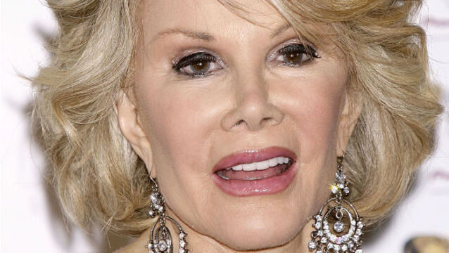 Family  hopeful  Joan Rivers will recover
