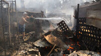Clashes cast doubt on  Ukraine ceasefire