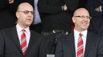 Glazer family to net €112m by selling part of stake in Man Utd
