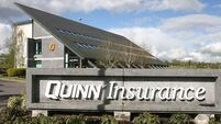 Quinn firm seeks health policies move