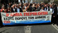 Troika concludes interim check-up of Greece's performance under bailout