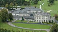 Dundrum House Hotel and golf resort for sale with  guide of €2.75m