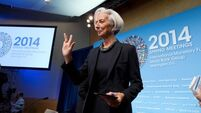 Lagarde: Take reform much more seriously