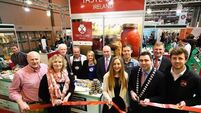 Irish artisan food start-ups get €1m in sales at UK Food and Drink Expo