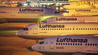 Lufthansa eyes buying out rest of Brussels airport